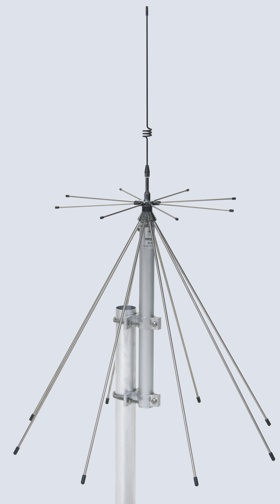 Sirio SD 2000 U Discone Antenna 100 MHz - 2 GHz