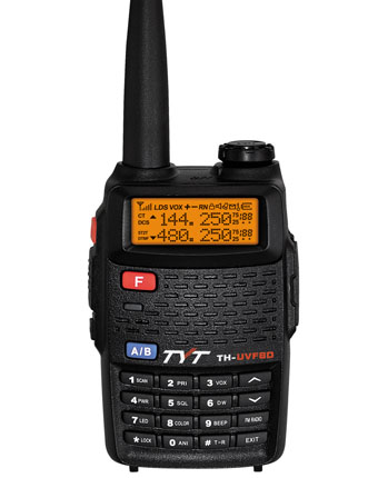 TYT TH-UVF8D Dual Band 136-174/400-520MHz 128CH Radio - Click Image to Close