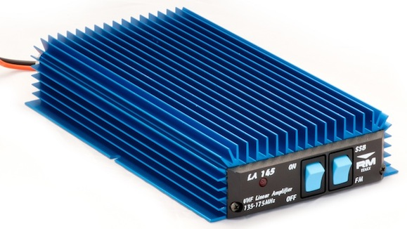 RM Italy LA 145 85W Wideband VHF amplifier (135-175 mhz)
