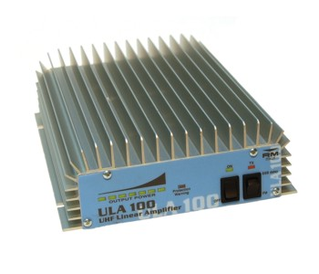 RM Italy ULA-100 UHF (70 cm) linear amplifier - Click Image to Close
