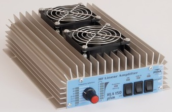 RM Italy HLA 150V Plus Professional Linear Amplifier With Fans - Click Image to Close